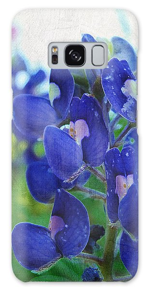 Bluebonnet Charmer Galaxy Case