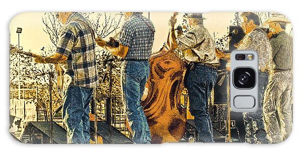 Bluegrass Evening Galaxy Case by Robert Frederick