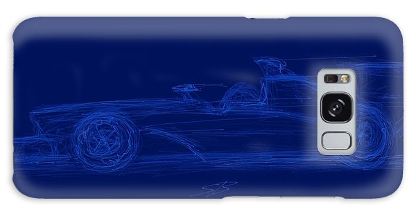 Blueprint For Speed Galaxy Case