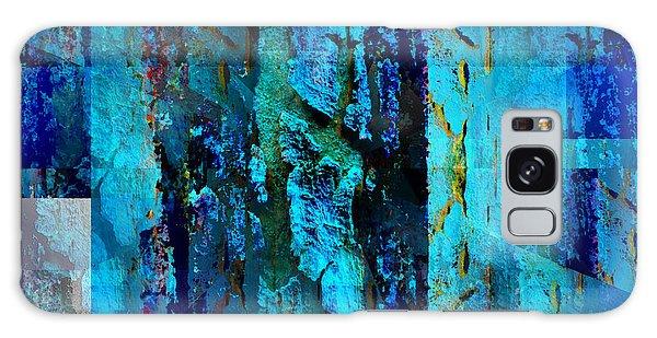 Blues Galaxy Case by Barbara Moignard