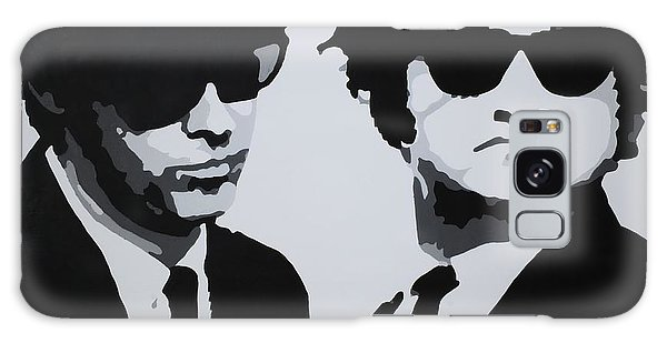Brothers Galaxy Case - Blues Brothers by Katharina Filus