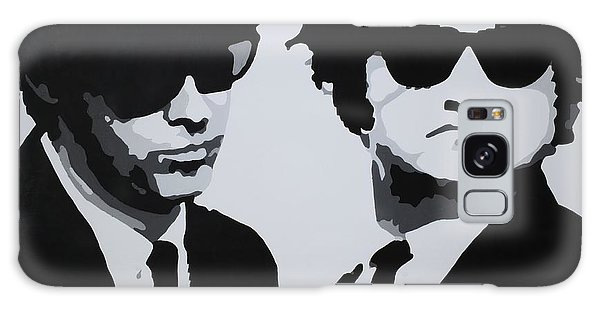 Blues Brothers Galaxy Case by Katharina Filus