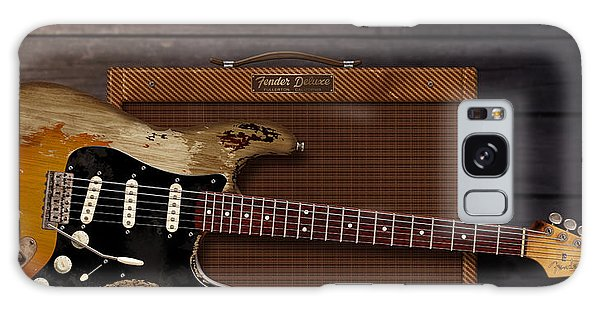 Blues Tools Galaxy Case