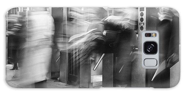 Blurred In Turnstile Galaxy Case by Dave Beckerman