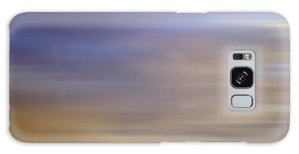 Blurred Sky3 Galaxy Case by John  Bartosik