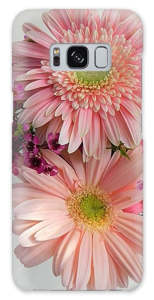 Blush Galaxy Case by Peggy Stokes