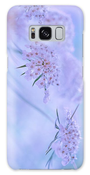 Blushing Bride Galaxy Case by Annette Hugen
