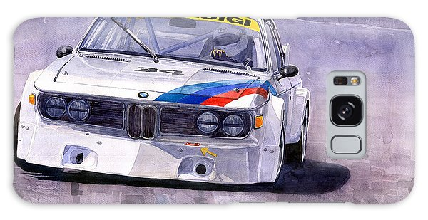 Car Galaxy S8 Case - Bmw 3 0 Csl 1972 1975 by Yuriy Shevchuk