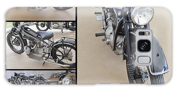 Bmw Art Deco Bikes Galaxy Case