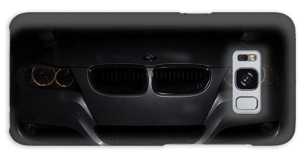 Bmw Car In Black Background Galaxy Case
