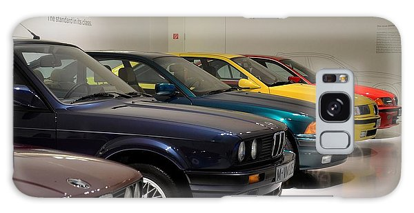 Bmw Cars Through The Years Munich Germany Galaxy Case