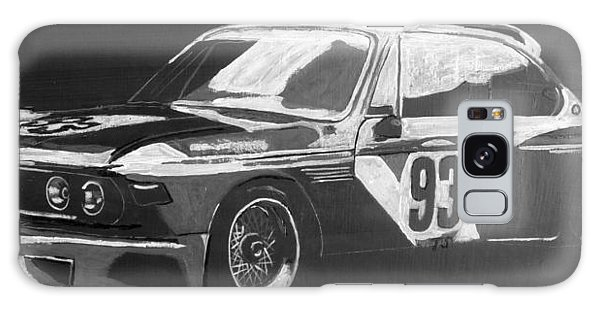Bmw 3.0 Csl Alexander Calder Art Car Galaxy Case