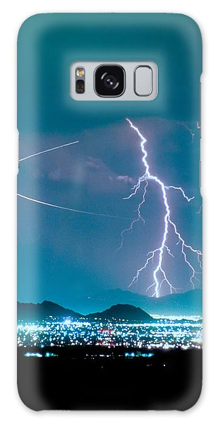 Bo Trek The Lightning Man Galaxy Case