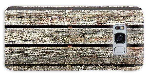 Board Walk Galaxy Case - Boardwalk by Olivier Le Queinec