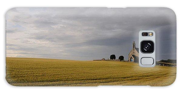 Boarhills Church Galaxy Case by Jeremy Voisey