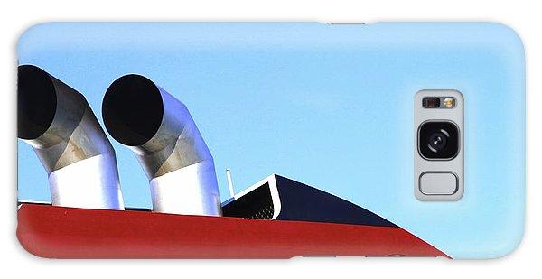Boat Chimneys Galaxy Case