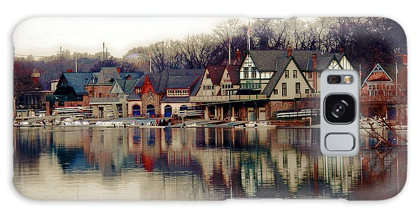 Boathouse Row Philadelphia Galaxy S8 Case