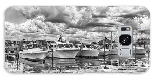 Boats Galaxy Case by Howard Salmon