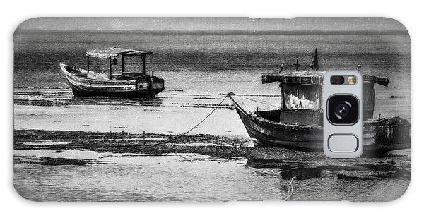 Boats Of Trinidad Galaxy Case