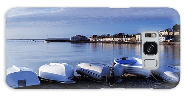 North Devon Galaxy Case - Boats On The Beach, Instow, North by Panoramic Images
