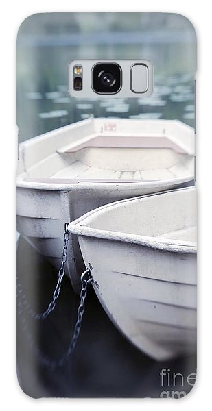 Boat Galaxy S8 Case - Boats by Priska Wettstein