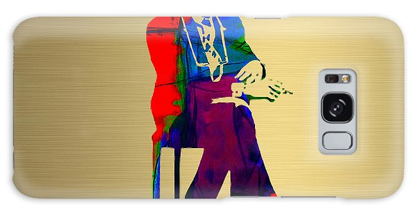 Bob Dylan Gold Series Galaxy Case