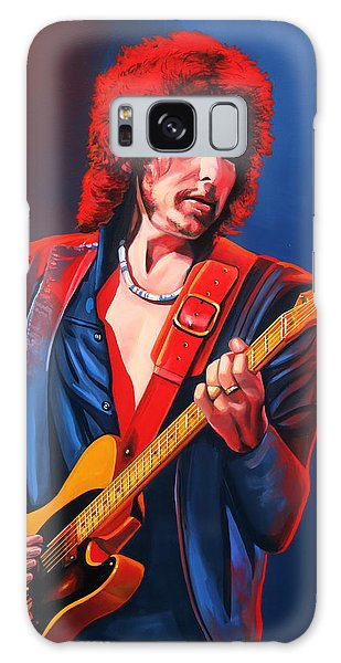 Realistic Galaxy Case - Bob Dylan Painting by Paul Meijering