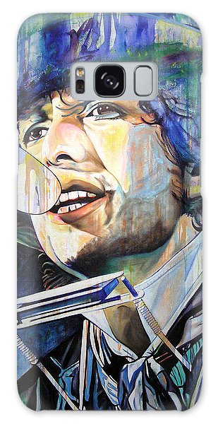 Bob Dylan Tangled Up In Blue Galaxy Case