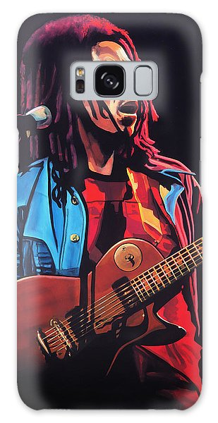 Bob Marley 2 Galaxy Case by Paul Meijering