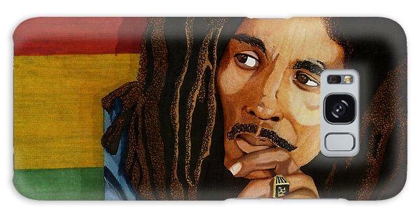 Bob Marley Legend Galaxy Case