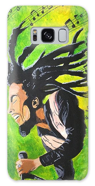 Bob Marley - One With The Music Galaxy Case