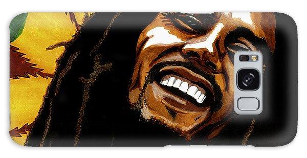 Bob Marley Rastafarian Galaxy Case