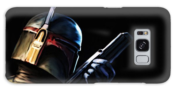Boba Fett Galaxy Case