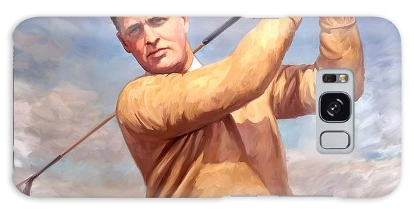 bobby Jones Galaxy Case by Tim Gilliland