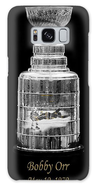 Bobby Orr 3 Galaxy Case