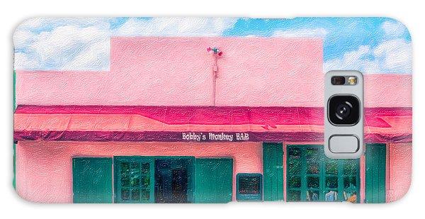 Bobby's Monkey Bar Galaxy Case