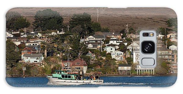 Bodega Bay In December Galaxy Case