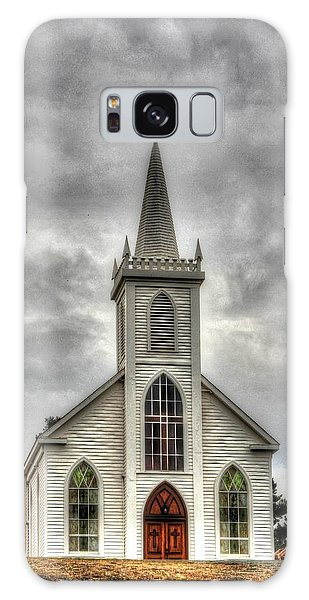 St. Theresa's Church Galaxy Case