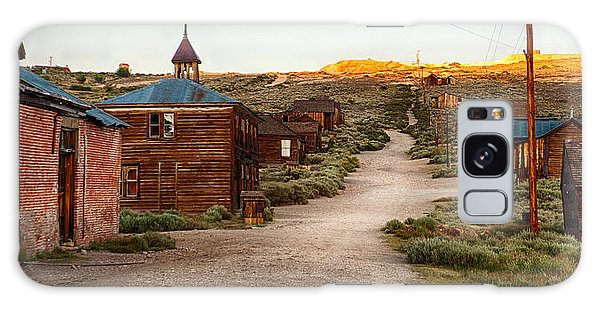 Bodie Galaxy Case - Bodie California by Cat Connor