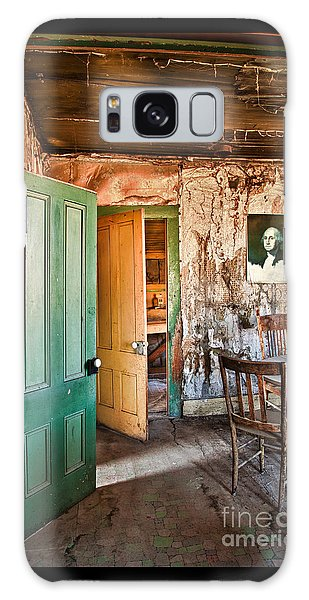 Bodie Doors Galaxy Case by Alice Cahill