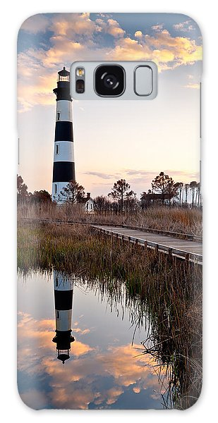 Bodie Island Lighthouse - Cape Hatteras Outer Banks Nc Galaxy Case