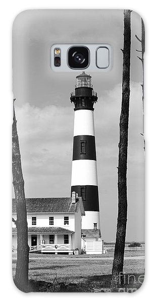 Bodie Island Lighthouse In The Outer Banks Galaxy Case
