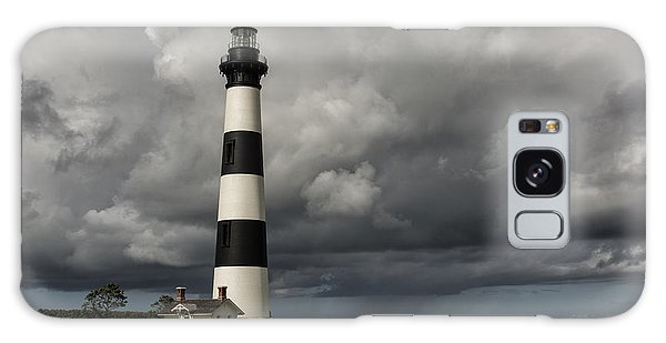 Bodie Island Lighthouse Stands Tall Galaxy Case