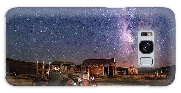 Bodie Nights Galaxy Case