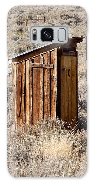 Bodie Outhouse Galaxy Case by Art Block Collections