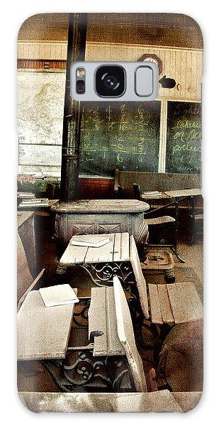Bodie School Room Galaxy Case by Lana Trussell
