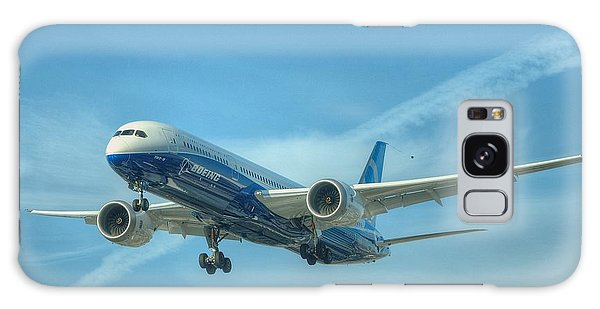 Boeing 787-9 Galaxy Case by Jeff Cook