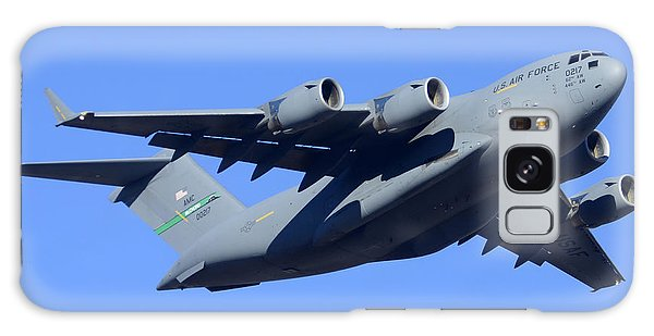 Boeing C-17a Globemaster 3 Phoenix Sky Harbor January 5 2015 Galaxy Case