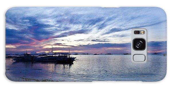 Bohol Sunrise Galaxy Case