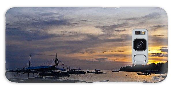 Bohol Sunset Galaxy Case